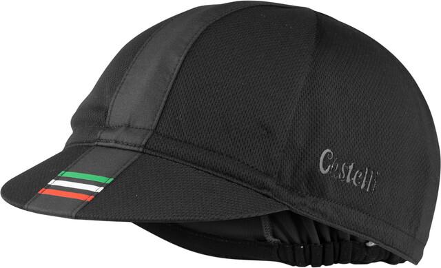Castelli Performance 3 Cycling Cap black